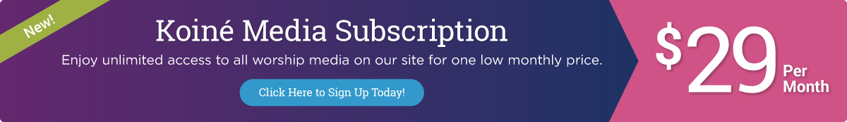 Koiné Media Subscription