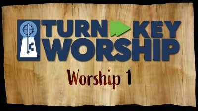 Turn»Key Worship - Service 1
